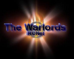 Belgialaisjohtoinen The Warlords oli 90-luvun lopulla yksi Ircnetin pahamaineisimmista valtausjengeistä.