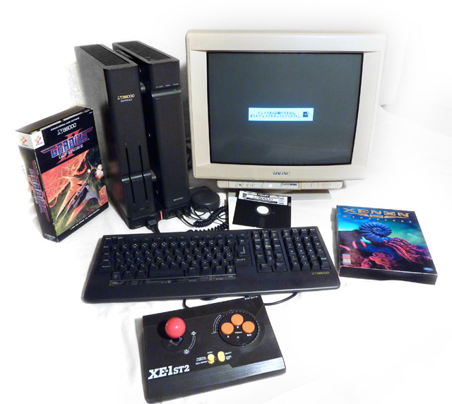 Sharp X68000 Super HD