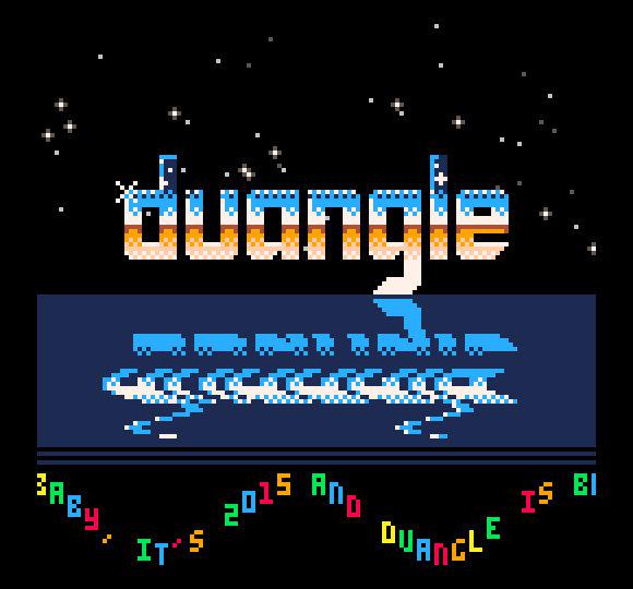 Duangle-ryhmässä vaikuttava Paniq on eräs Picosta innostuneista demoskenereistä.