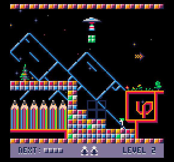 Movax13h:n Lemmtris yhdistää kaksi klassikkoa toimivaksi pulmapeliksi.