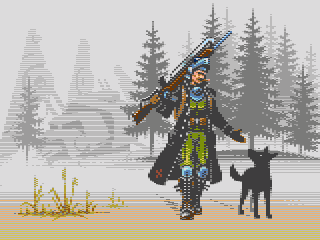 Masters of Pixel Art